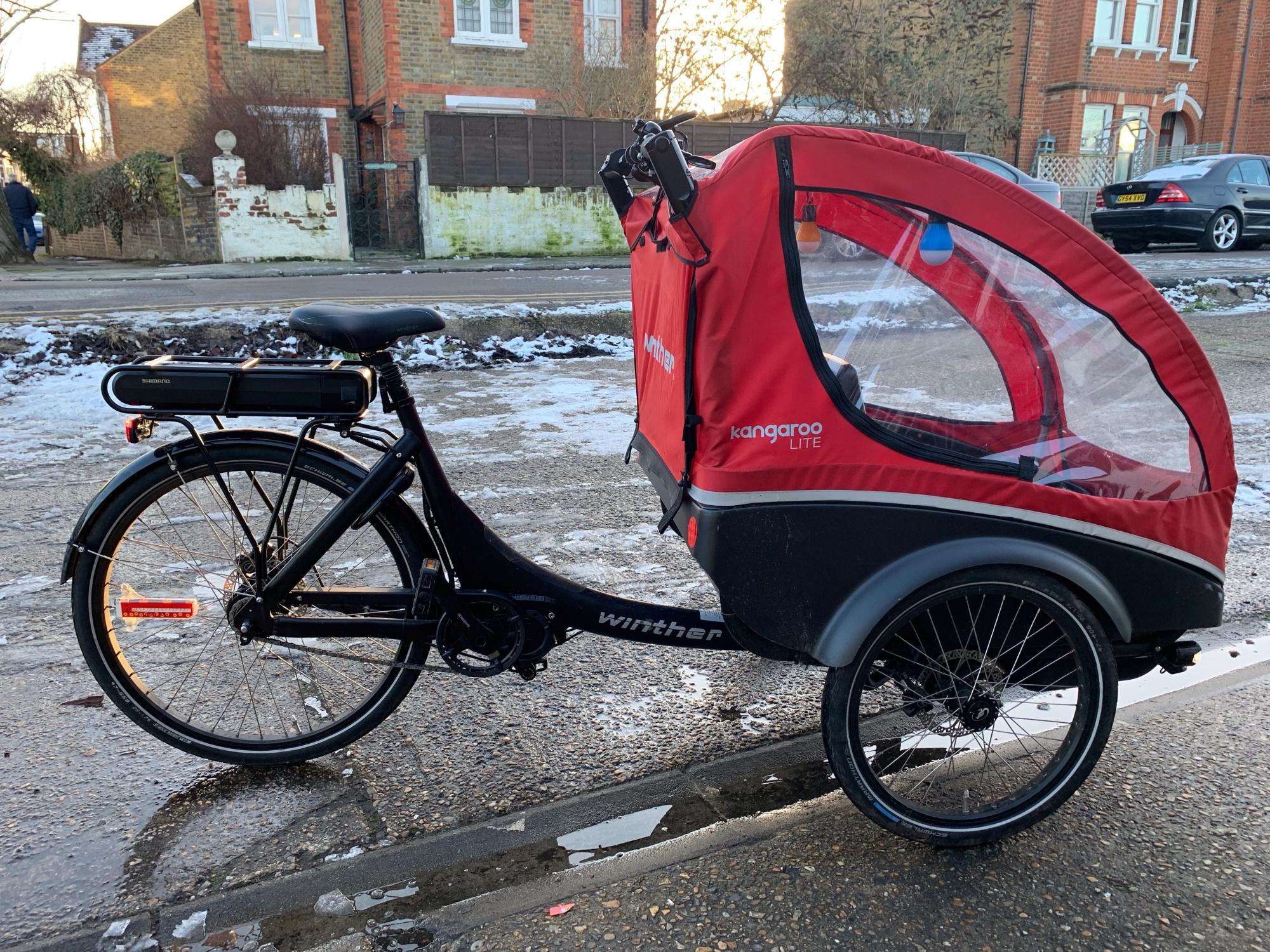 londongreencycles-used-cargo-bike-kangaroo